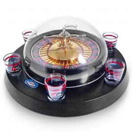 Jeu à Boire Roulette de Casino spécial Shooters