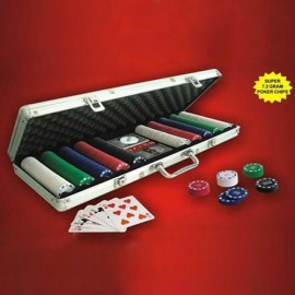 Mallette Poker 500 Jetons