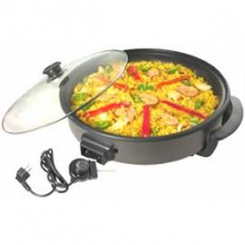 Poêle Électrique Multifonction Pizza Pan 40 cm