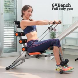 Banc de Musculation 6xBench