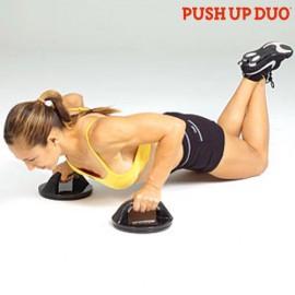 Poignées pour Flexions Push Up Duo
