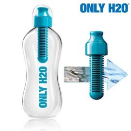 Bouteille avec Filtre de Carbone Only H2O