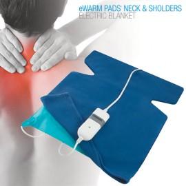Couverture Électrique eWarm Pads Neck & Shoulders