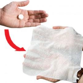 Serviettes Jetables Mini Towel