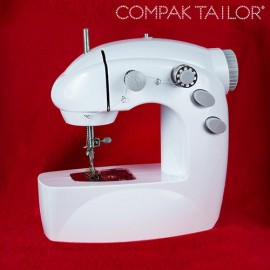 Machine à Coudre Portable Compak Tailor