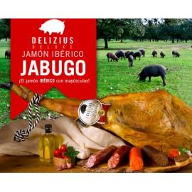 Jambon Épaule Jabugo Ibérique de Bellota Delizius Deluxe