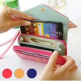Portefeuille pour Portable | Porte Monnaie Smart Pouch