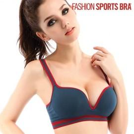Soutien Gorge Fashion Sports Bra