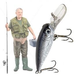 Leurre de Pêche Crankbait 70 mm