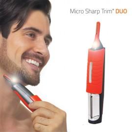 Tondeuse Cheveux et Barbe Micro Sharp Trim Duo