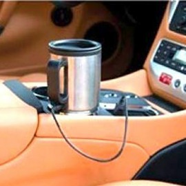 Thermos Tasse pour Voiture 12V
