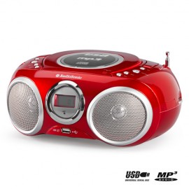 Radio CD MP3 USB AudioSonic CD570