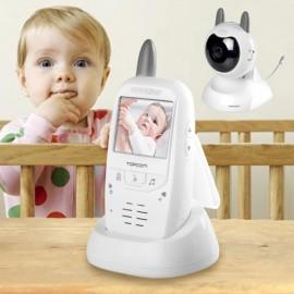Babyphone Vidéo TopCom KS4240