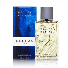 Rochas - EAU DE ROCHAS HOMME edt vapo 200 ml