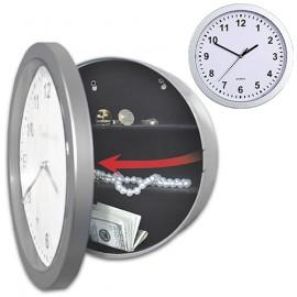 Horloge Murale avec Coffre Fort Caché