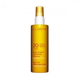 Clarins - SUN spray solaire lait fluide SPF20 150 ml
