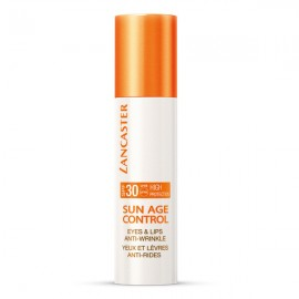 SUN AGE CONTROL eyes & lips pump bottle 15 ml