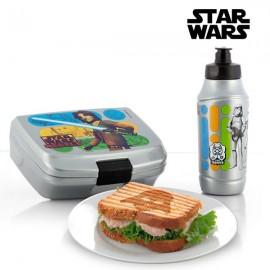 Boîte à déjeuner hermétique et bouteille Star Wars Rebels