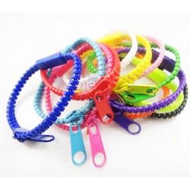 Bracelets Zip. Bracelets à la Mode