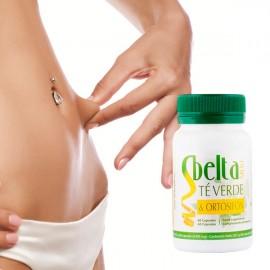 Complément Alimentaire de Thé Vert et Orthosiphon Sbelta Plus (60 gélules)