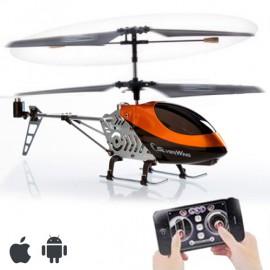 Hélicoptère Télécommandé Silver Wing