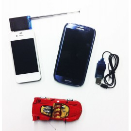 Mini Voiture Téléguidée Cool Chi Android, iOS