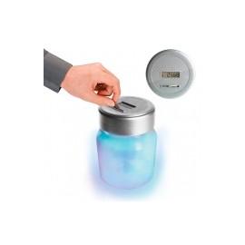 OUTLET Tirelire Numérique Lumineuse (Sans emballage )