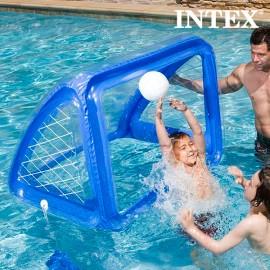 Buts Gonflables avec Ballon Intex