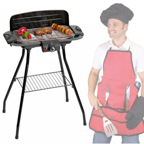 Barbecue Modèle Table et avec Pied | Tristar BQ2804