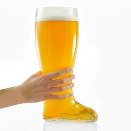 Verre à Bière Botte XXL