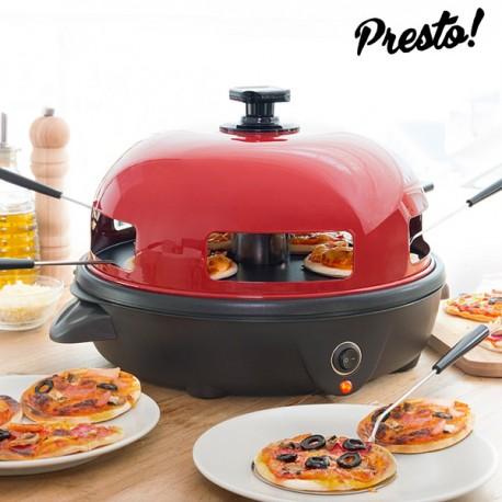 Four à minipizzas Pizzini Forno Chef!