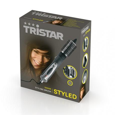 Brosse à Cheveux Multi Fonctions 1000 W | Tristar HD2382