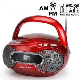 Radio CD Audiosonic CD1580