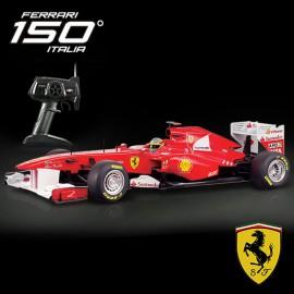 Voiture Télécommandée F1 Ferrari Italia 150