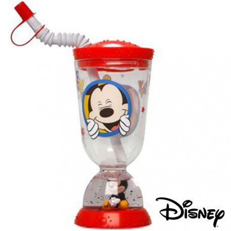 Verre Paille Disney 275 ml