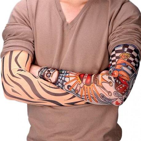 Manche avec Tattoos