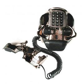 Téléphone Tête de Mort Black Skull