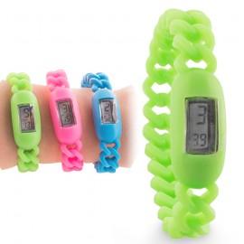 Montre Digitale Twisted Watch
