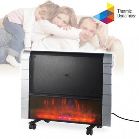 Radiateur Électrique Mica Eco Class Heaters EM 1500A