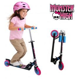 Trottinette Monster High (2 roues)