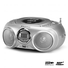 Radio CD MP3 USB AudioSonic CD571