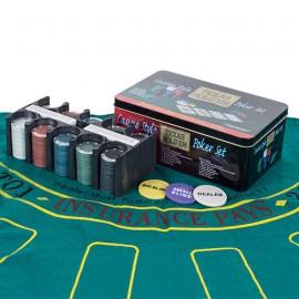 OUTLET Jetons de Poker  (Marques superficielles + sans emballage )