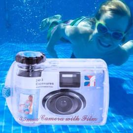 Appareil Photo Aquatique Jetable