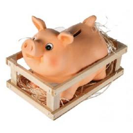 Tirelire Cochon Céramique