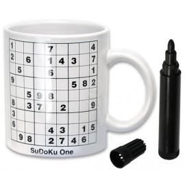 Tasse Céramique Sudoku