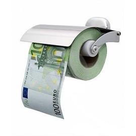 Papier Toilette Billet de 100 Euros